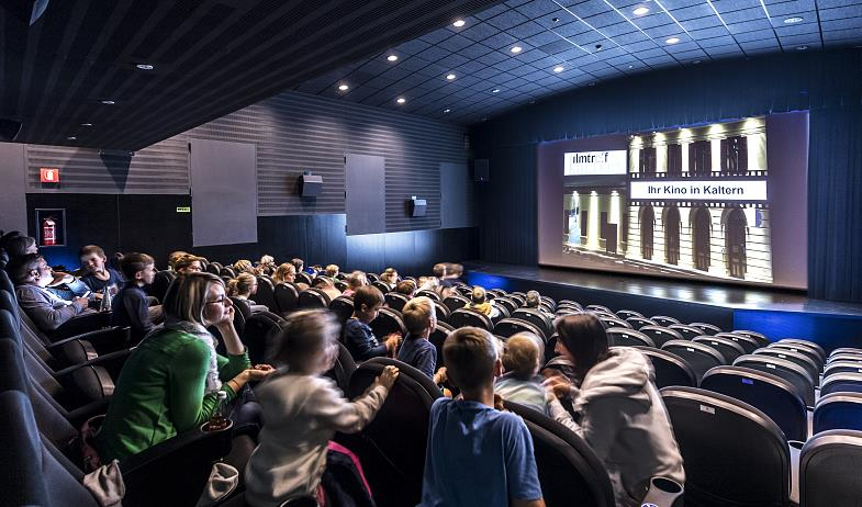 Il cinema a Caldaro