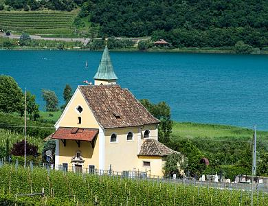 Kirche in St. Josef am See