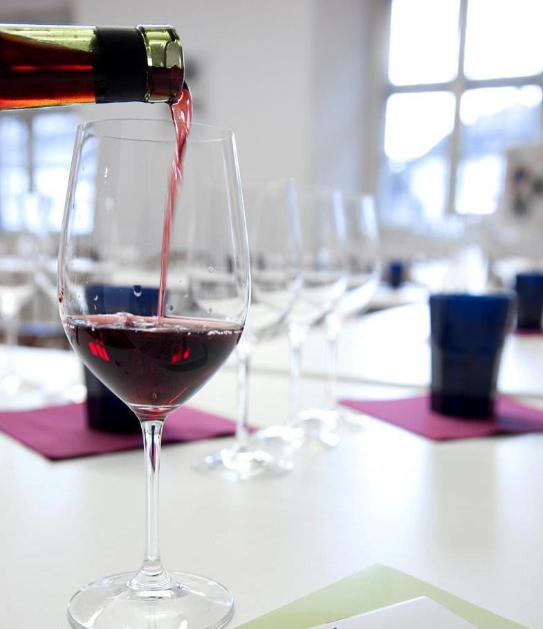 The South Tyrolean Wine Academy based in Kaltern