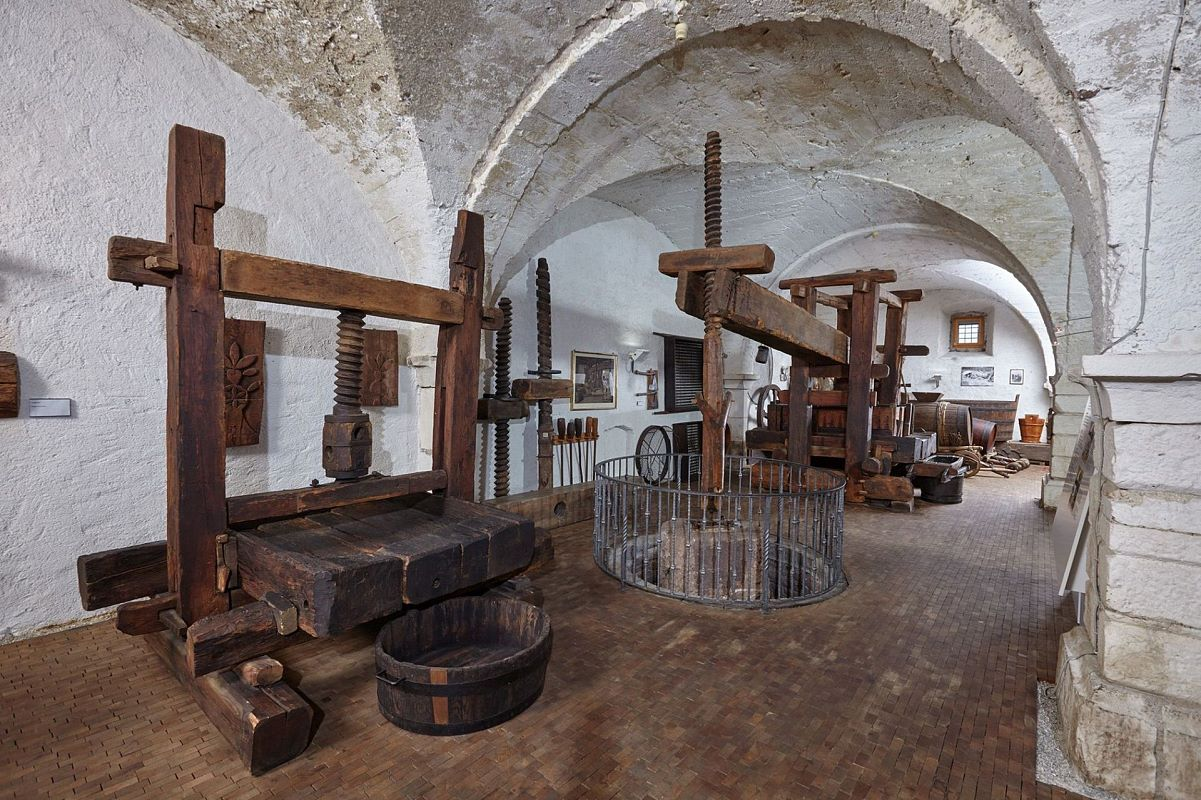The South Tyrolean Wine Museum