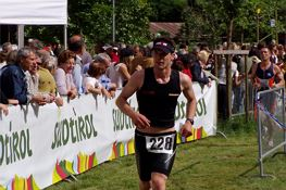 30th edition International Triathlon Lake Kaltern