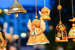 Christmas in Caldaro/Kaltern - christmas handicraft works for children