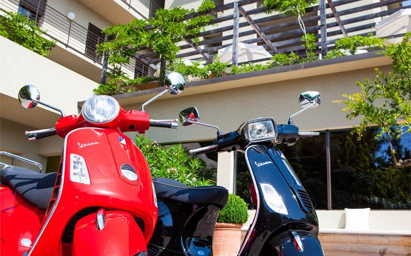 Vespa - the original