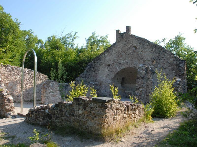 St.Peter- Ruine in Altenburg